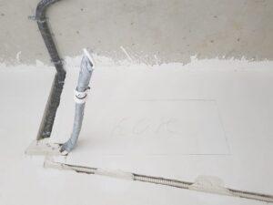 Закладка трассы для кондиционеров в ЖК Измайловский 11